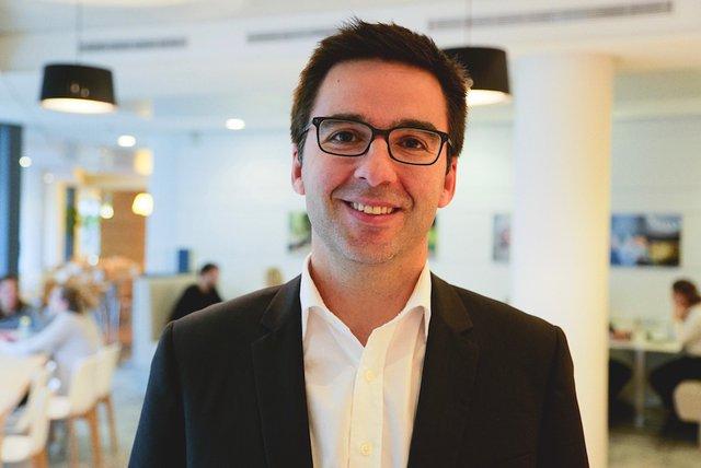 Rencontrez Fabien, Responsable sécurité des systèmes d'information - MACSF