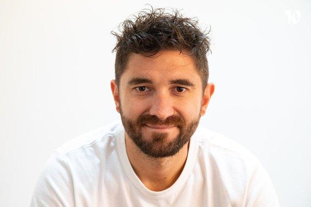 Rencontrez Mickael, CEO - Co Founder - Grinta