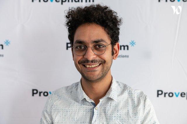 Rencontrez Ismaïl, Chargé des Affaires Médicales - Provepharm Life Solutions