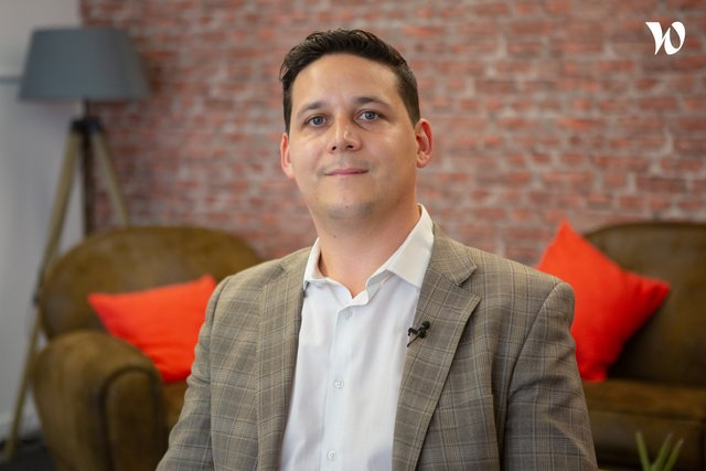 Rencontrez Vianney Delannoy , Technical Leader & Project Manager - VISEEON