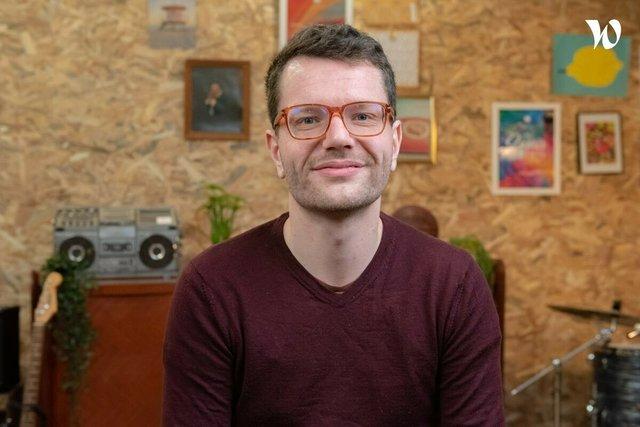 Rencontrez Thomas, Directeur technique et co-fondateur - PROGRESSIF MEDIA
