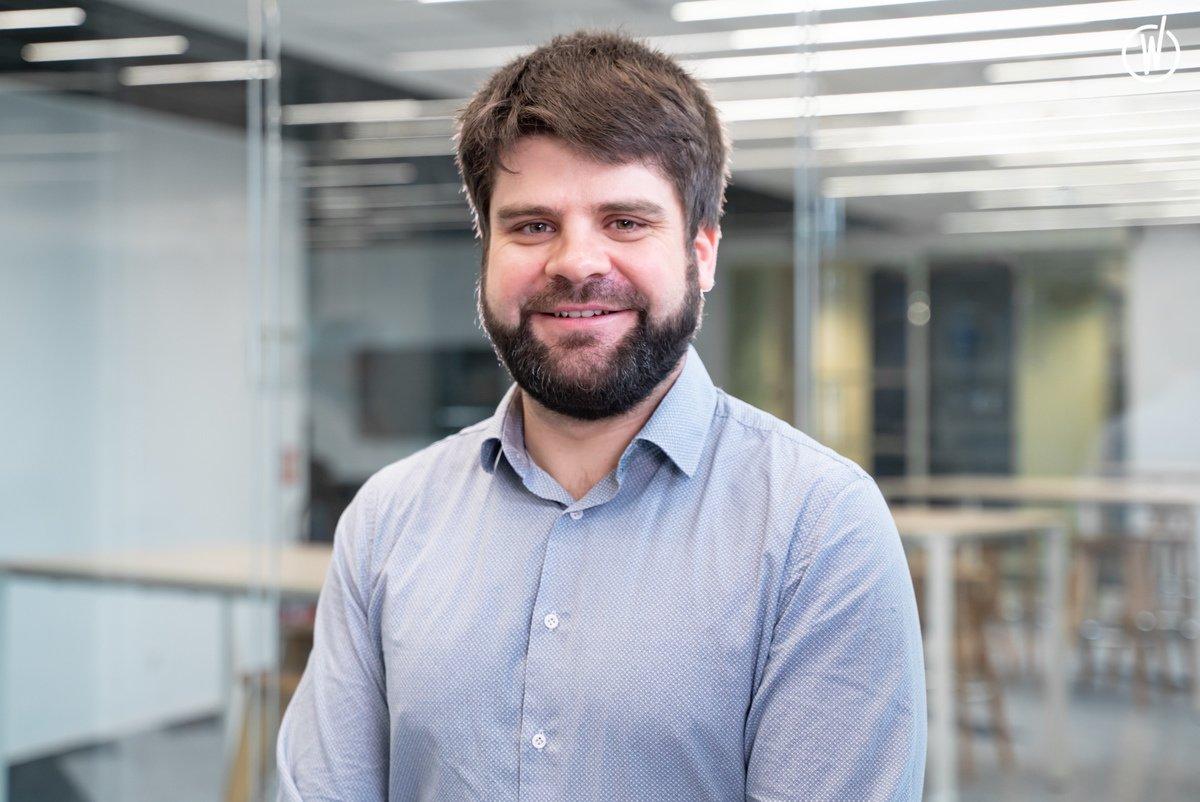 Rencontrez François, Responsable d'un laboratoire de data science - Thales