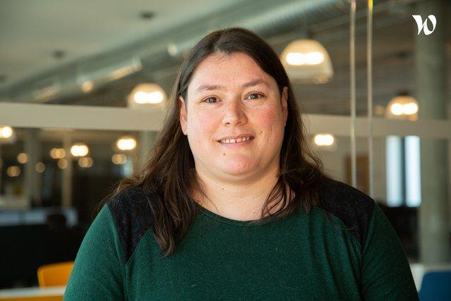 Rencontrez Caroline, Ingénieur Avant ventes - Universign