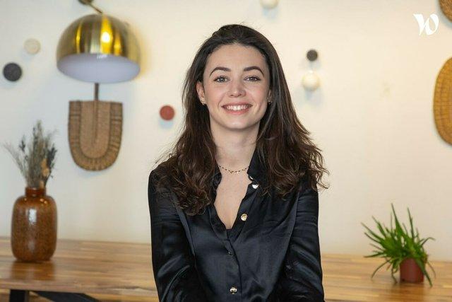 Rencontrez Sarah, Chef de projet digital - Actusite