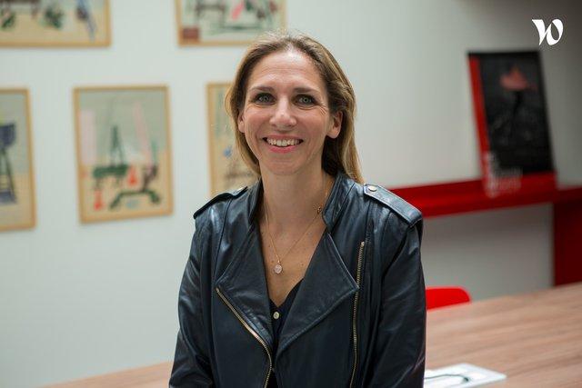 Rencontrez Aude, Avocat Associée en droit social et restructuring - VAUGHAN AVOCATS