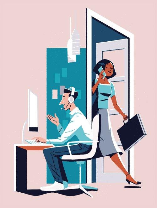 Oh My Job : les métiers du business