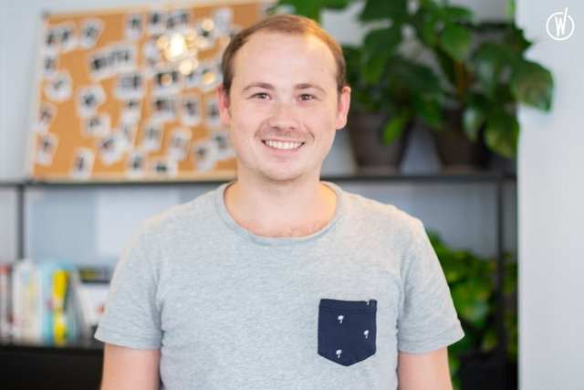 Meet Maxence, Engineering Manager - Cubyn