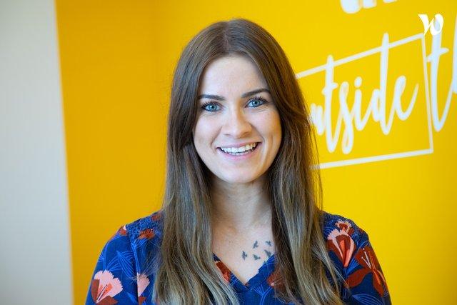 Rencontrez Laurine, Lead Designer  - Octa'com