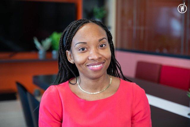 Rencontrez Vanessa, Consultant manager - DBA