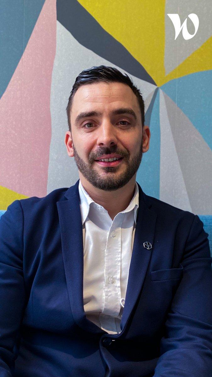 Rencontrez Sylvain, Responsable Grands Comptes - ISOFIS