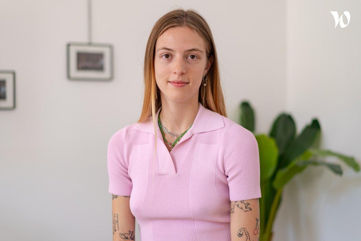 Rencontrez Jenna, Fashion Curator & Trend Analyst - Heuritech