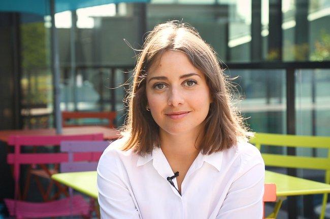 Rencontrez Paola, Acheteuse Prêt-à-Porter - GALERIES LAFAYETTE