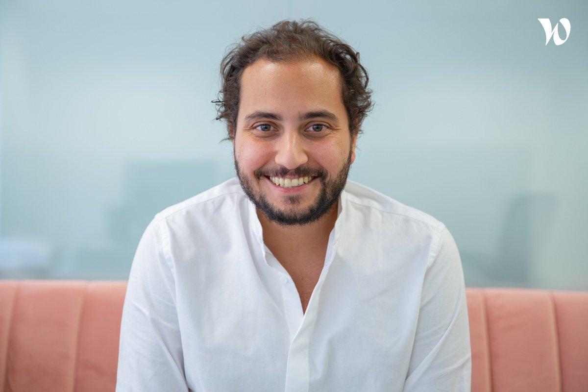 Rencontrez Gabriel, Directeur commercial - 26 Academy