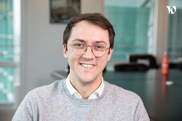 Rencontrez Pierre, Energy Manager Senior - advizeo