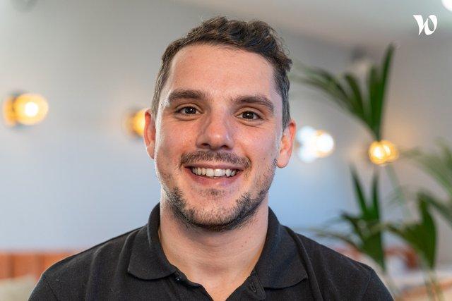 Rencontrez Francesco, Account Executive - Lightspeed