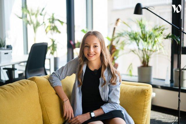 Natália Jamborová, Customer Success Manager - Vestberry