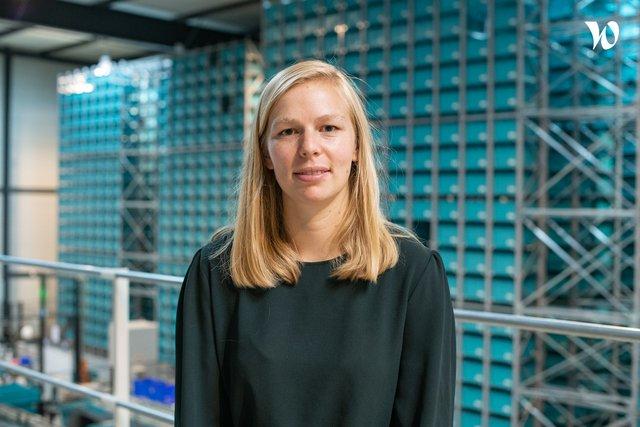 Meet Juliette, Verification and Validation Engineer - Exotec