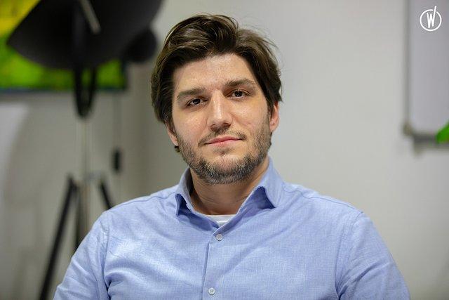 Meet Davide, CEO - Next Gate Tech