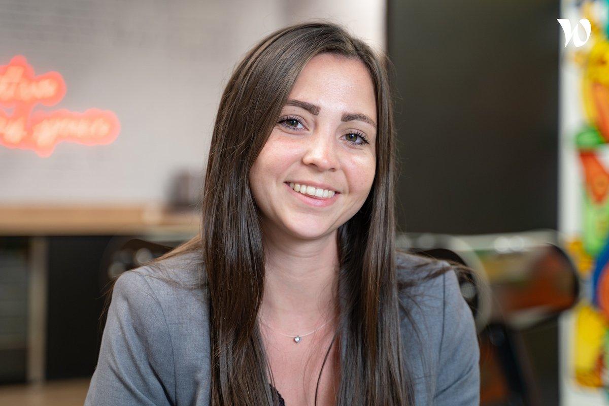 Rencontrez Marie, Cheffe de projet - ISOFIS