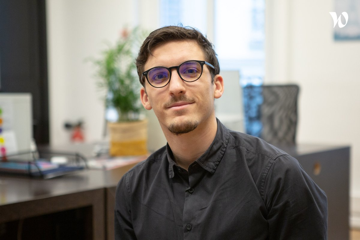 Rencontrez Adrien, Sales developer - OOTI
