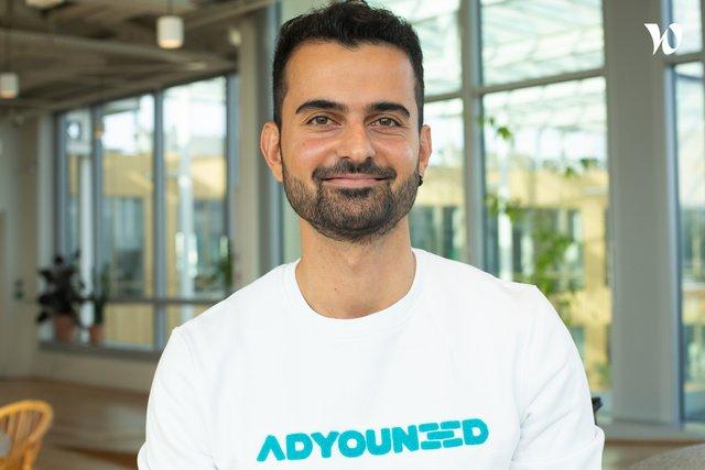 Meet Tufan, Founder & CEO - ADYOUNEED