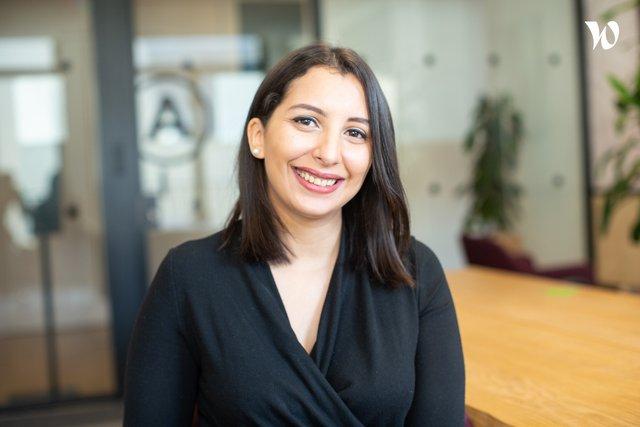Rencontrez Aicha, Consultant en recrutement en Private Equity - AlumnEye