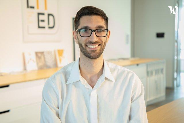 Rencontrez Jérémy, Technicien Bureau d'Études et Graphiste - LITED