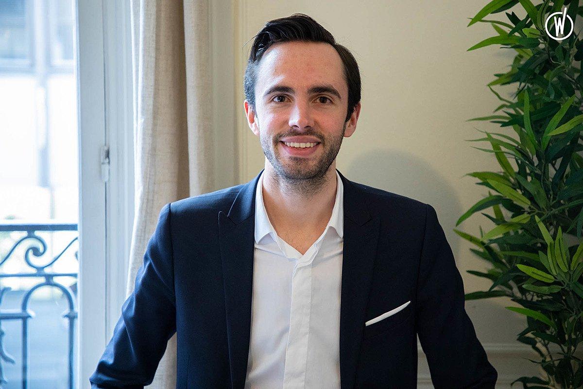Rencontrez Aurélien, Co-fondateur & Expert Data Marketing - Teaminside Group