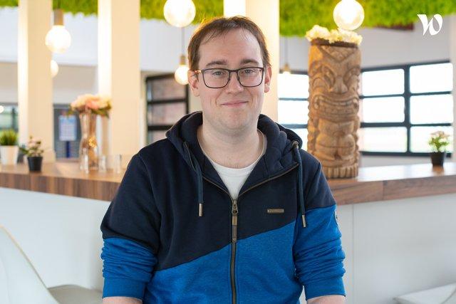 Rencontrez Jean-Sébastien, Ingénieur Devops -  Groupe Sarbacane
