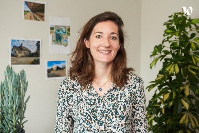 Rencontrez Astrid, Co-fondatrice - Fermes en vie