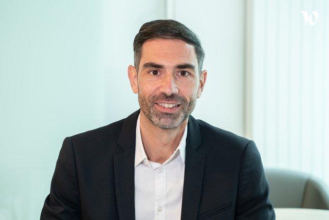 Rencontrez Frédéric PONCIN, Gérant de portefeuilles - Banque Populaire Alsace Lorraine Champagne
