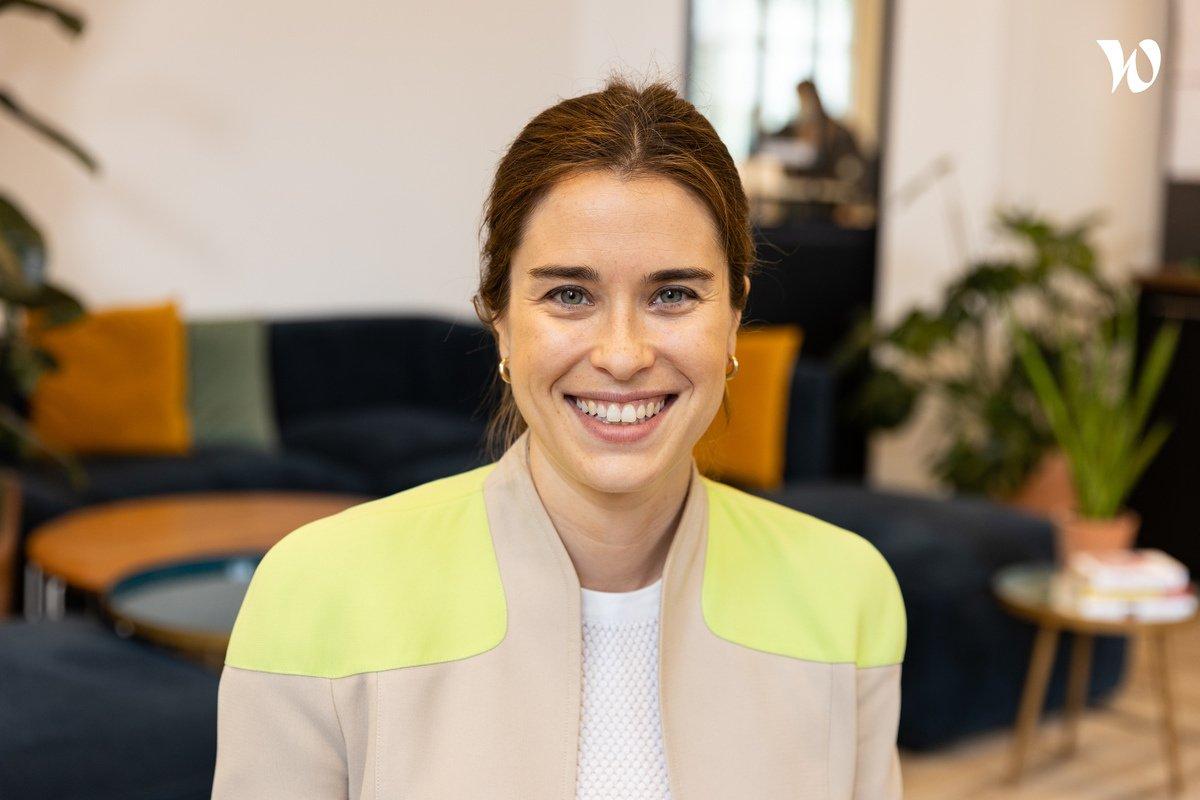 Meet Blanca, Co-Founder - Next Station