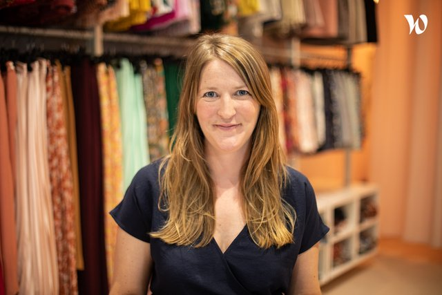 Rencontrez Prune, Fondatrice - Les petites jupes de Prune