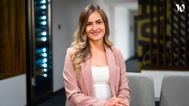 Meet Cristina Madalina Malacká, Accountant - Berlin Brands Group