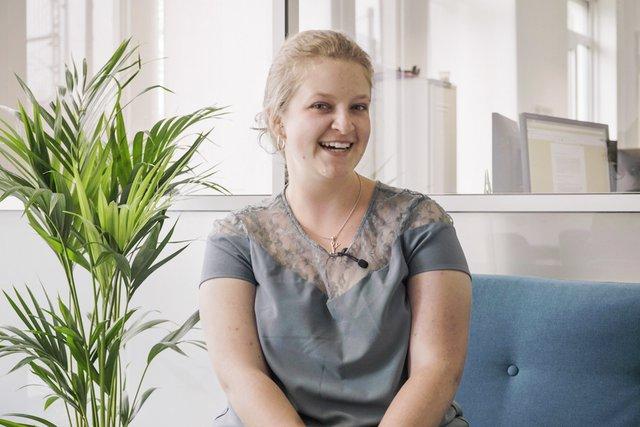 Rencontrez Elisa, Développeuse Full Stack - Hello Watt