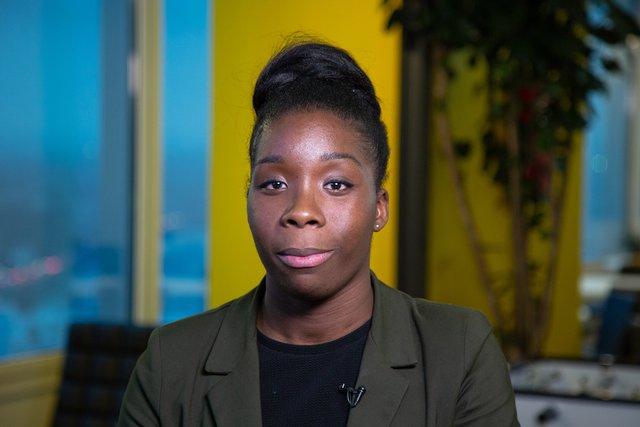 Rencontrez Sandra, Elève-Avocate Tax Technology Transformation - EY