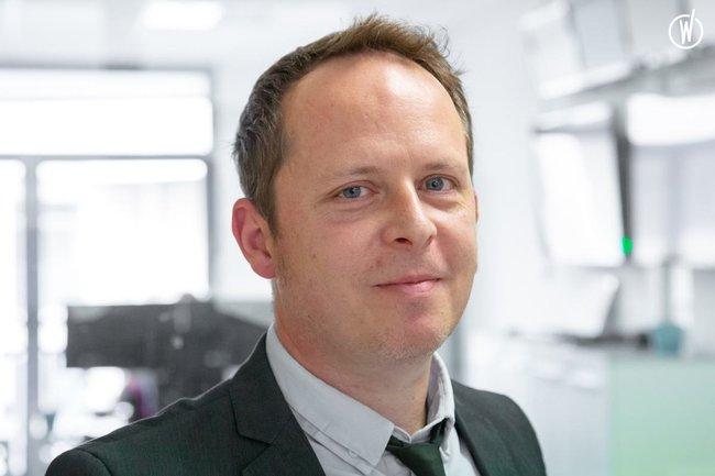 Rencontrez Anthony, Directeur du Développement Commercial  - Cyberprotect