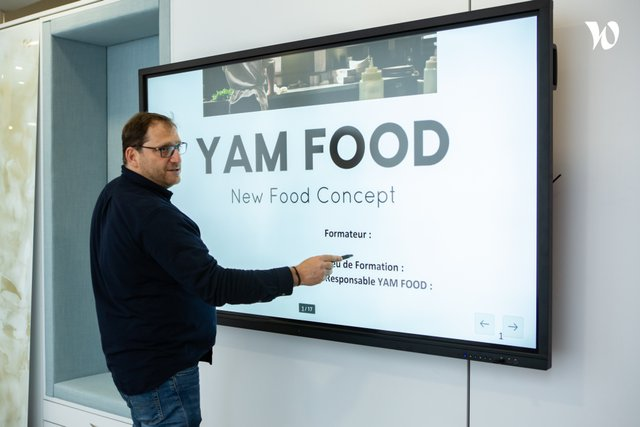 Yam Food