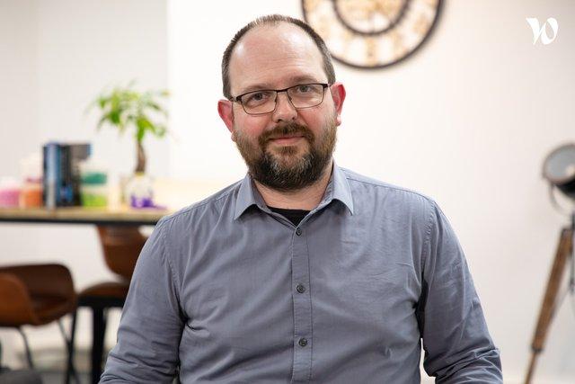Rencontrez Benoit, Architecte d'Entreprise - Agaetis