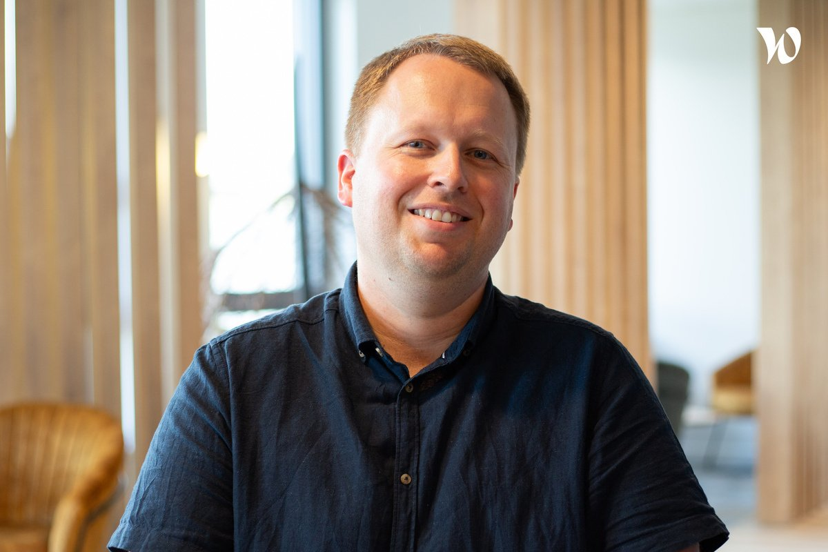 Rencontrez Sébastien, Technico commercial chez Mister EV - Chargemap (Groupe Brakson)