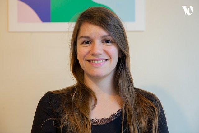 Rencontrez Leïla, Key Account Manager - Wisembly