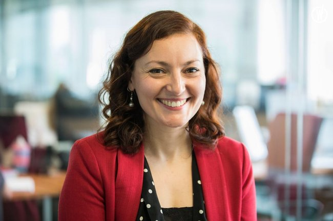 Rencontrez Pauline, Consultante Technique - Sogedev