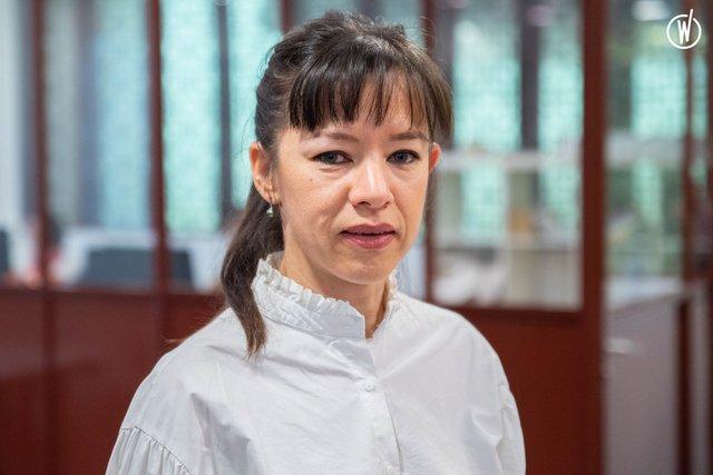 Rencontrez Nargiza Fayzieva, Conseillère commerciale groupes Orient - Les Maisons du Voyage