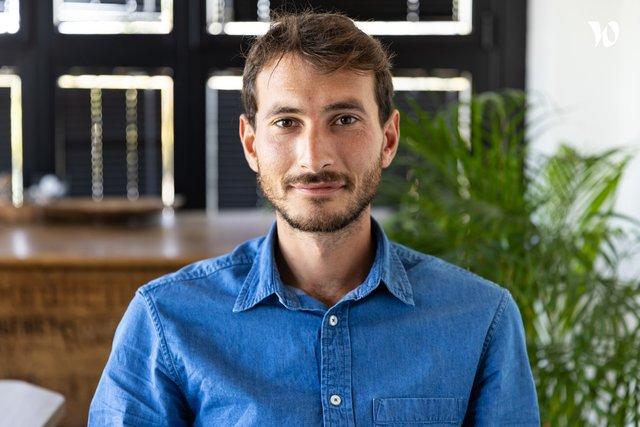 Rencontrez Benjamin, Directeur du Développement  - FB Solution