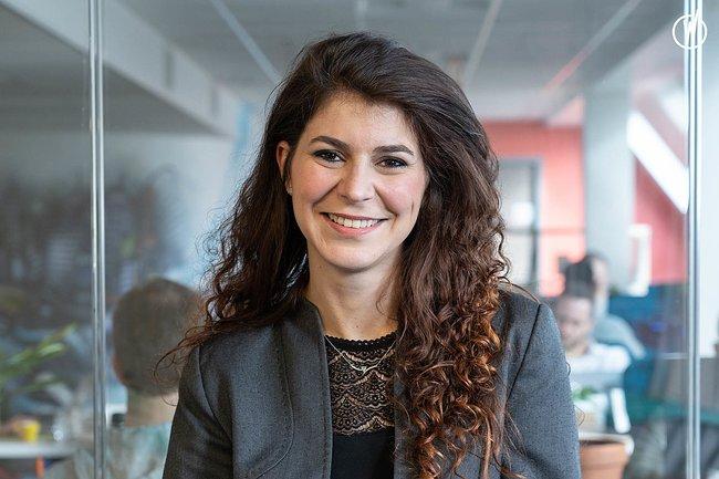 Rencontrez Violaine, Directrice de l'accélération et du développement - 1Kubator