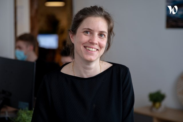 Rencontrez Aurelia, Head of Customer Success - Workelo