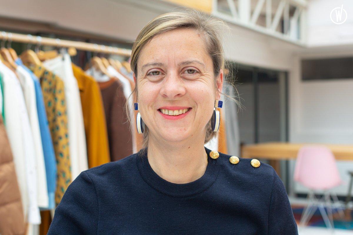 Rencontrez Géraldine, Responsable des Collections - Bensimon