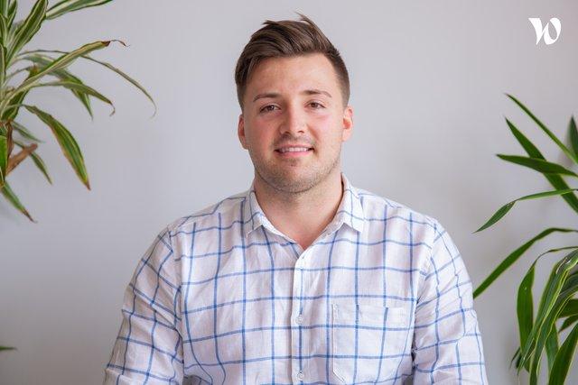 Rencontrez Jack, Business developer - LeLynx.fr
