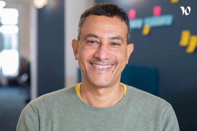 Rencontrez Frédéric, Coach Agile - Daveo