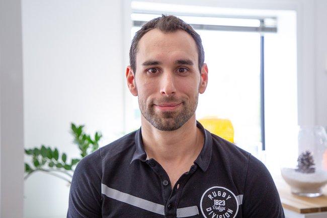 Rencontrez Mathieu, Référent UI Designer - MAIF